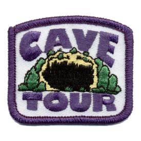 S-0542 Cave Tour Patch