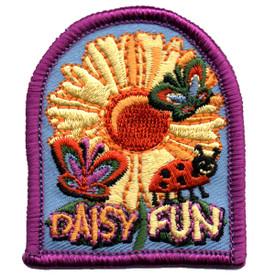 S-5824 Daisy  Fun Patch