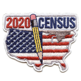 S-5835 2020 Census Patch