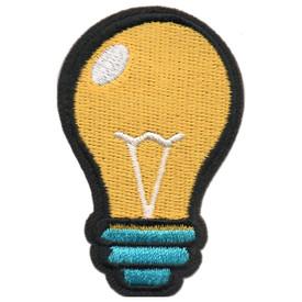 S-5839 Light Bulb Patch