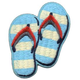 S-5842 Sandals Patch