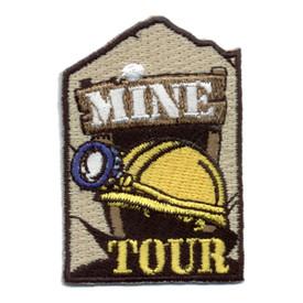 S-0545 Mine Tour Patch