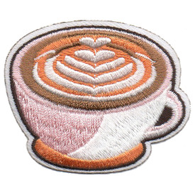 S-5849 Cappuccino Patch