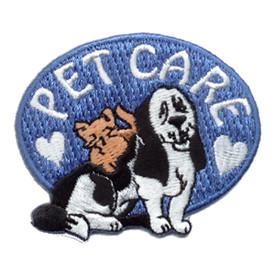 S-0547 Pet Care - Dog & Cat Patch