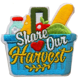 S-5856 Share Our Harvest Patch
