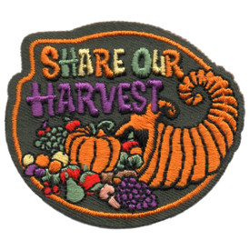 S-5858 Share Our Harvest Patch