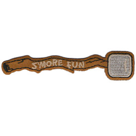 S-5859 S'more Fun Patch