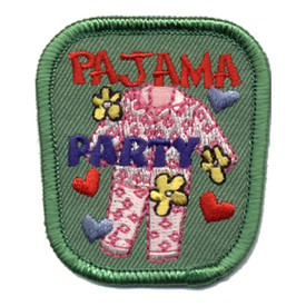 S-0552 Pajama Party Patch