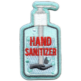 S-5887 Hand Sanitizer Patch