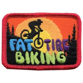 S-5892 Fat Tire Biking Patch
