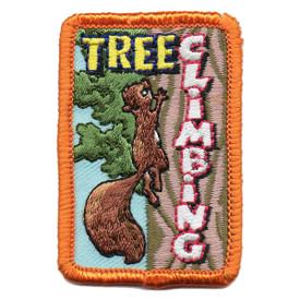 S-5894 Tree Climbing Patch