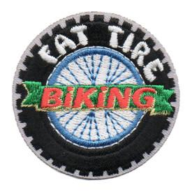 S-5896 Fat Tire Biking Patch