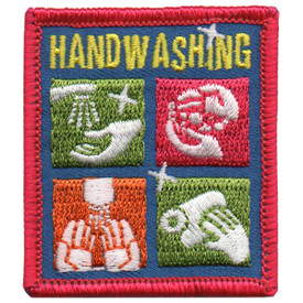 S-5904 Handwashing Patch
