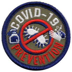 S-5906 COVID-19 Prevention Patch
