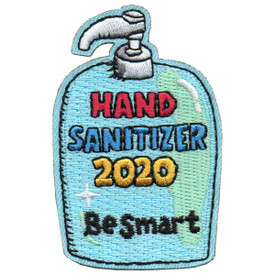 S-5907 2020 Hand Sanitizer  Patch