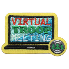 S-5911 Virtual Troop Meeting Patch