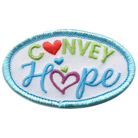 S-5913 Convey Hope Patch