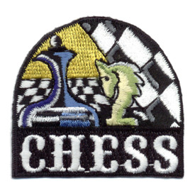 S-0556 Chess Patch