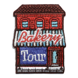 S-0558 Bakery Tour Patch