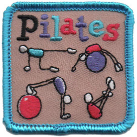 S-5931 Pilates Patch