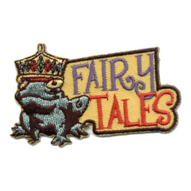 S-0559 Fairy Tales (Frog) Patch