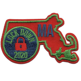 S-5951 Massachusetts Lock Down 2020