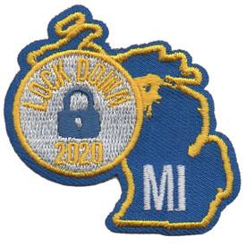 S-5953 Michigan Lock Down 2020
