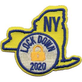 S-5955 New York Lock Down 2020