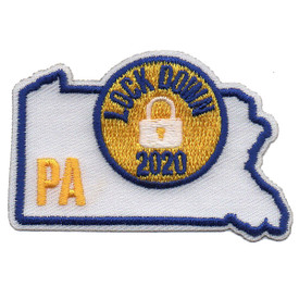 S-5957 Pennsylvania Lock Down 2020