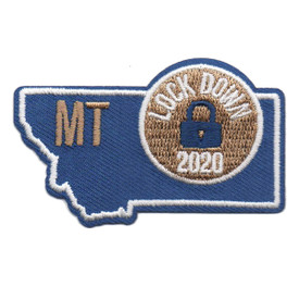 S-5964 Montana Lock Down 2020