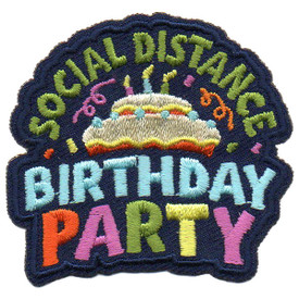 S-5976 Social Distance Birthday Party