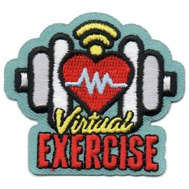 S-5992 Virtual Exercise Patch