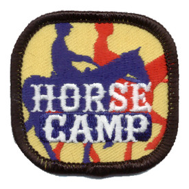 S-0571 Horse Camp Patch