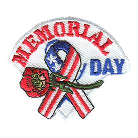S-0574 Memorial Day Patch