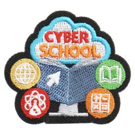 S-6048 Cyber School Patch