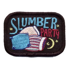 S-0576 Slumber Party (Pillows) Patch