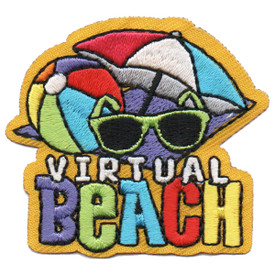 S-6072 Virtual Beach Patch