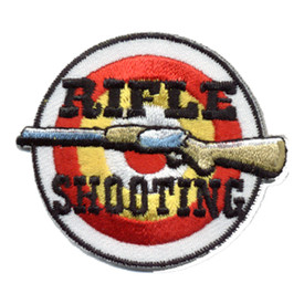 S-0579 Rifle Shooting Patch