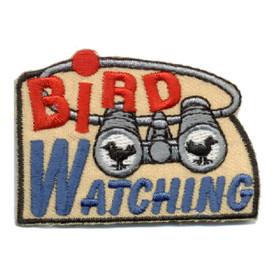 S-0582 Bird Watching Patch