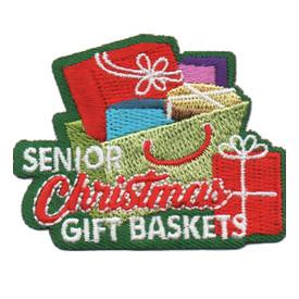 S-6101 Senior Christmas Gift Baskets