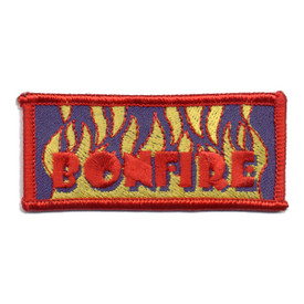 S-0583 Bonfire Patch