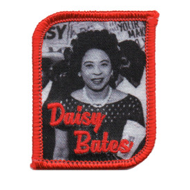 S-6119 Daisy Bates Patch