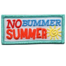 S-6124 No Bummer Summer Patch