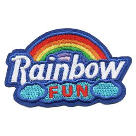 S-6134 Rainbow Fun Patch