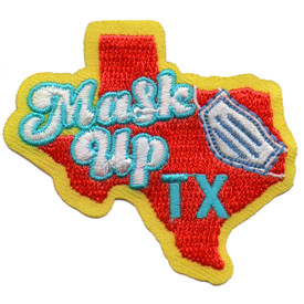 S-6155 Mask Up Texas