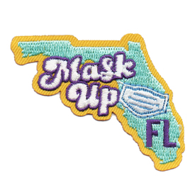 S-6156 Mask Up Florida