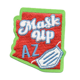 S-6157 Mask Up Arizona