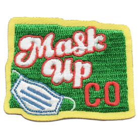 S-6158 Mask Up Colorado