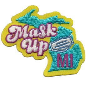 S-6161 Mask Up Michigan