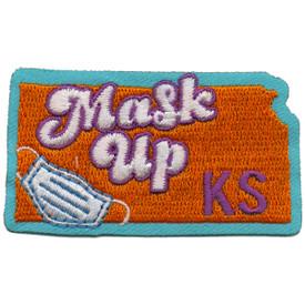 S-6165 Mask Up Kansas